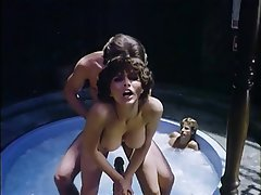 Hairy Swinger Threesome Vintage