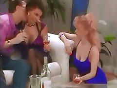 Big Boobs British Swinger Threesome Vintage