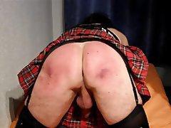 BDSM Hardcore Spanking
