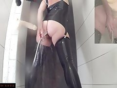 BDSM German Latex Mature