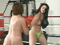Bikini boxing womens