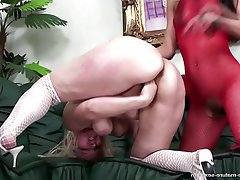 Amateur Granny Lesbian Mature Old and Young