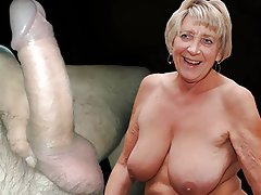 Granny Cumshot MILF Mature