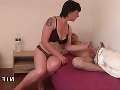 Amateur Anal Mature French