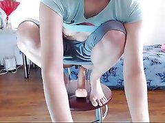 Amateur Babe Masturbation Webcam