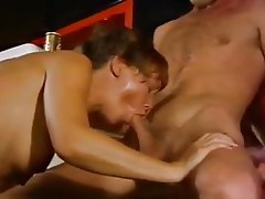 MILF Orgasm Blowjob Facial