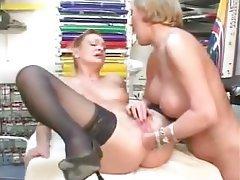 Big booty girl pronstar