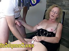 Amateur Mature Creampie Hardcore Old and Young