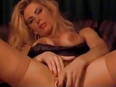 Big Boobs Blonde Italian MILF