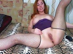 Babe Big Boobs Masturbation Squirt Webcam