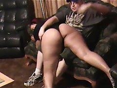 Sexy blonde rigid slapped and orgasmed at twilight - 1 part 4