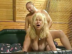 BBW Granny Hairy Mature