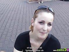 Amateur Czech POV Teen