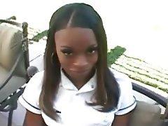Anal Creampie Interracial