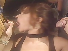 Anal, Babe, Group Sex, Redhead, Double Penetration