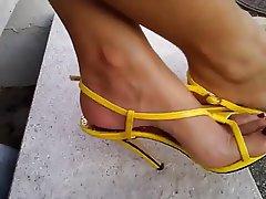 Amateur High Heels