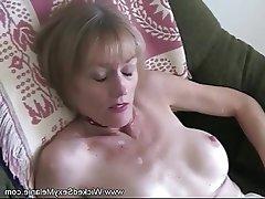 Amateur Mature Cumshot Granny MILF