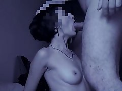 Amateur Blowjob Brunette Russian