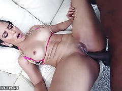 Anal Big Butts Interracial Pornstar