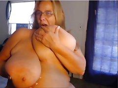 Webcam Mature MILF Granny
