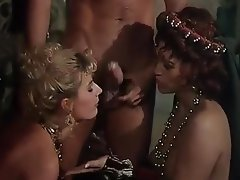 Anal Babe Blowjob Threesome