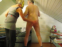 German, Amateur, BDSM, CFNM