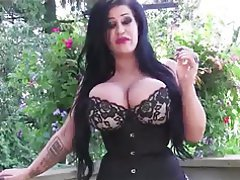 Big Boobs Femdom POV Softcore