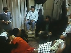 French Group Sex Hairy Swinger Vintage