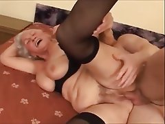 Creampie Granny Mature MILF Old and Young