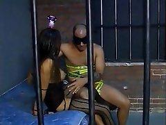 BDSM Femdom Pornstar Spanking Stockings