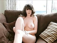 Big Boobs, British, Brunette, Hairy