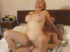 Big Boobs Mature French MILF