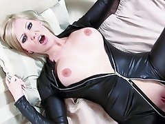 German Blonde Blowjob Hardcore