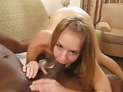 Amateur Interracial Redhead Small Tits Threesome