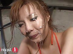 Asian Bukkake Japanese Squirt