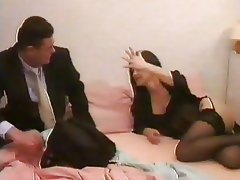 Anal French Masturbation Vintage
