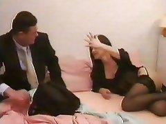 Anal French Masturbation Vintage