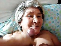 Granny Facial Mature