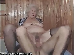 Granny Hardcore Lingerie Mature Old and Young