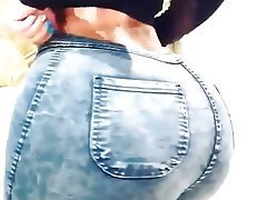 Arab Babe Big Butts