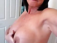 Amateur, Big Boobs, Mature, Granny, POV