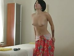 Babe Blowjob Massage