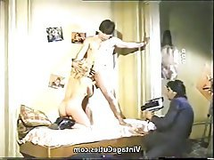 Blowjob Hairy Vintage Cunnilingus