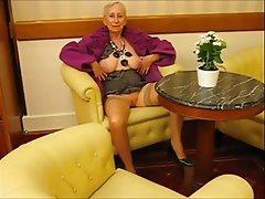 Blowjob Mature MILF Granny
