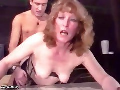 Anal Granny Hairy Mature Vintage
