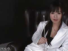 Asian, Dildo, Teacher