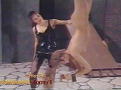 Bondage, Femdom, Mistress, Spanking, Stockings