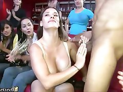 CFNM, Group Sex, Orgy, Party