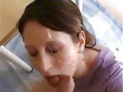 Amateur Blowjob Cum in mouth Cumshot POV