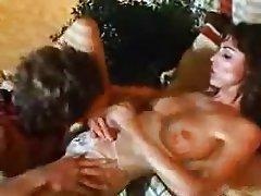 Babe Brunette Hardcore Pornstar Vintage